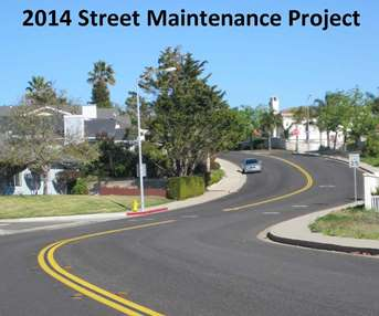 2014 Street Maintenance Project