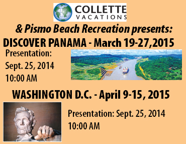 Discover Panama/Washington D.C.