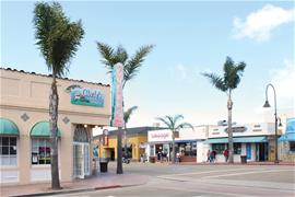 The Pismo Beach General Plan Curly Guides Land Use Decisions For Downtown Please Review Sections Of Cur Element