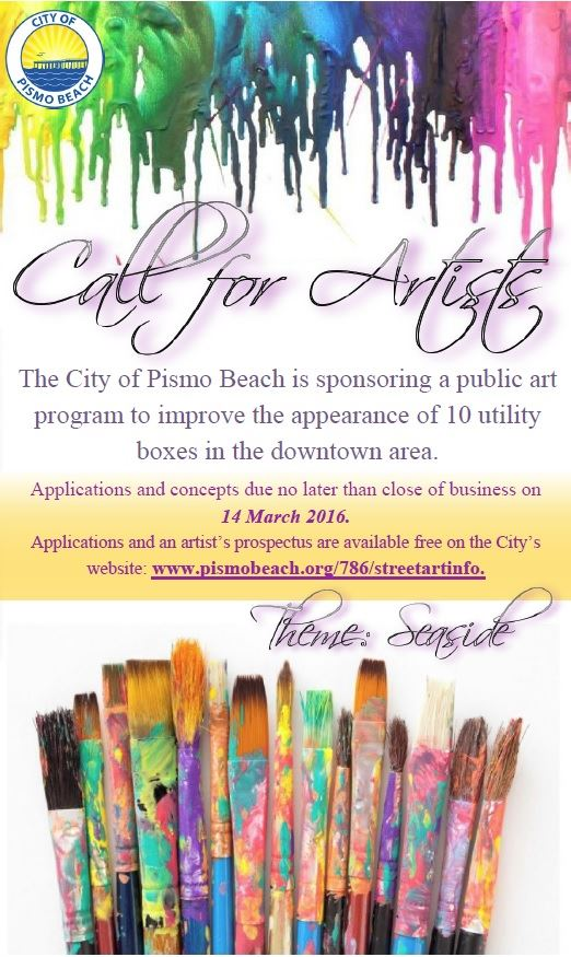 Call for artists 2