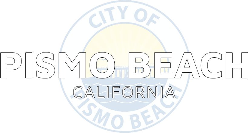 City of Pismo Beach California home page
